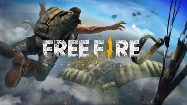 Free Fire Characters