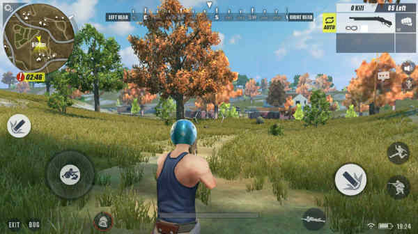 Rules Of Survival Weapons