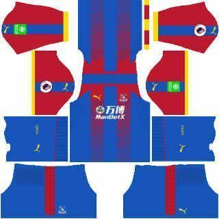crystal palace dls kit home 2019