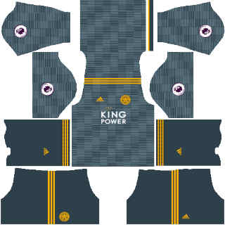 leicester city dls kit away 2019