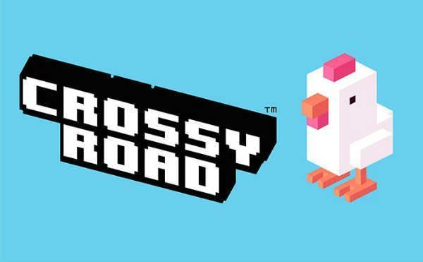 Crossy Road Characters