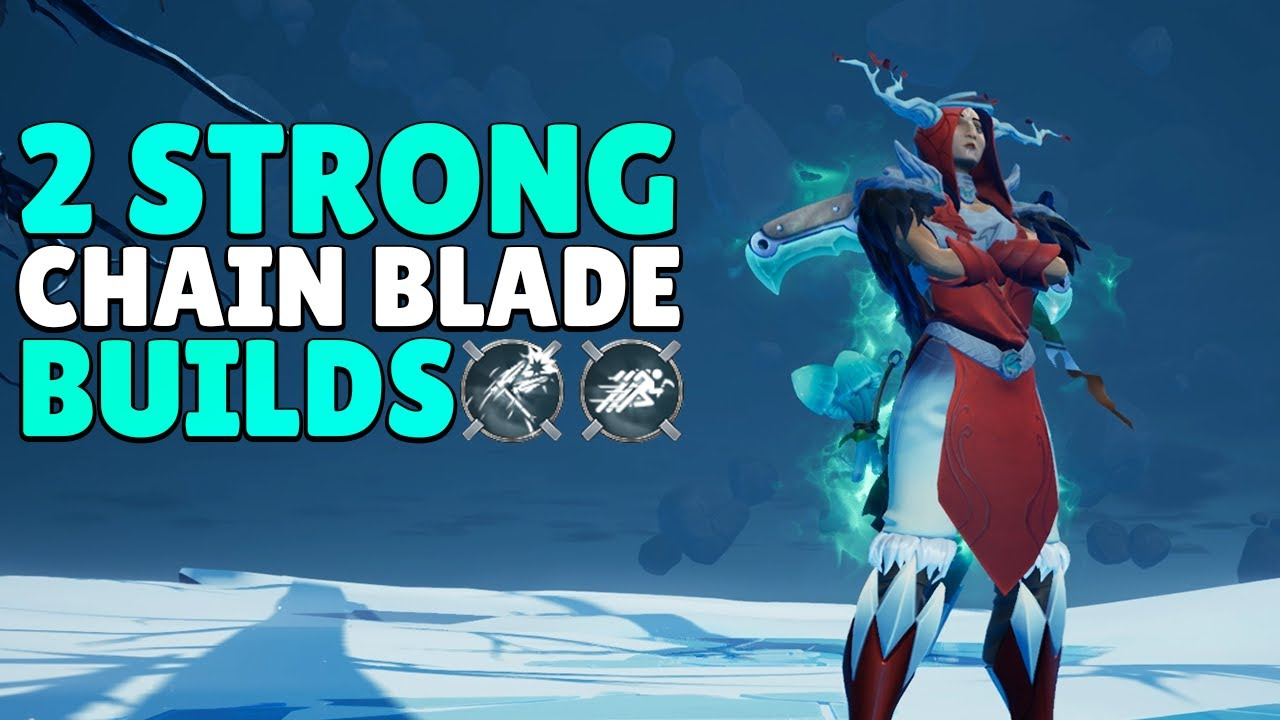 dauntless chain blades guide stats effects