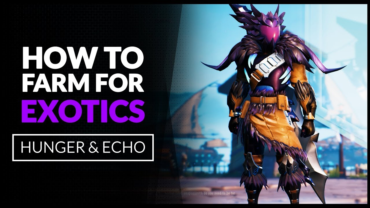 dauntless exotics guide weapons armour
