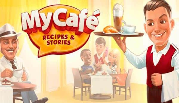 free diamonds in my cafe recipes stories