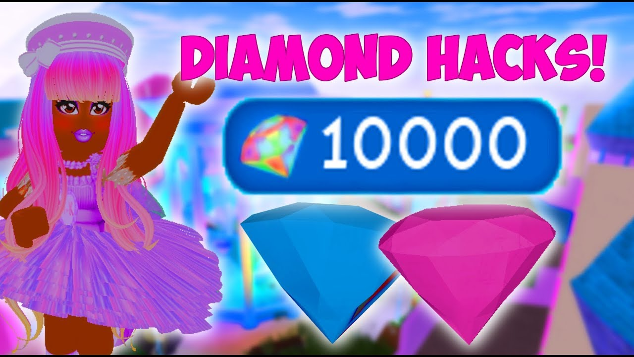 how to get diamonds in royale high