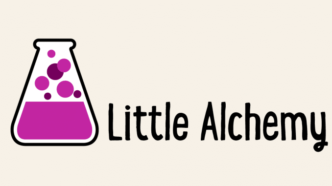 little alchemy hints how to make full list