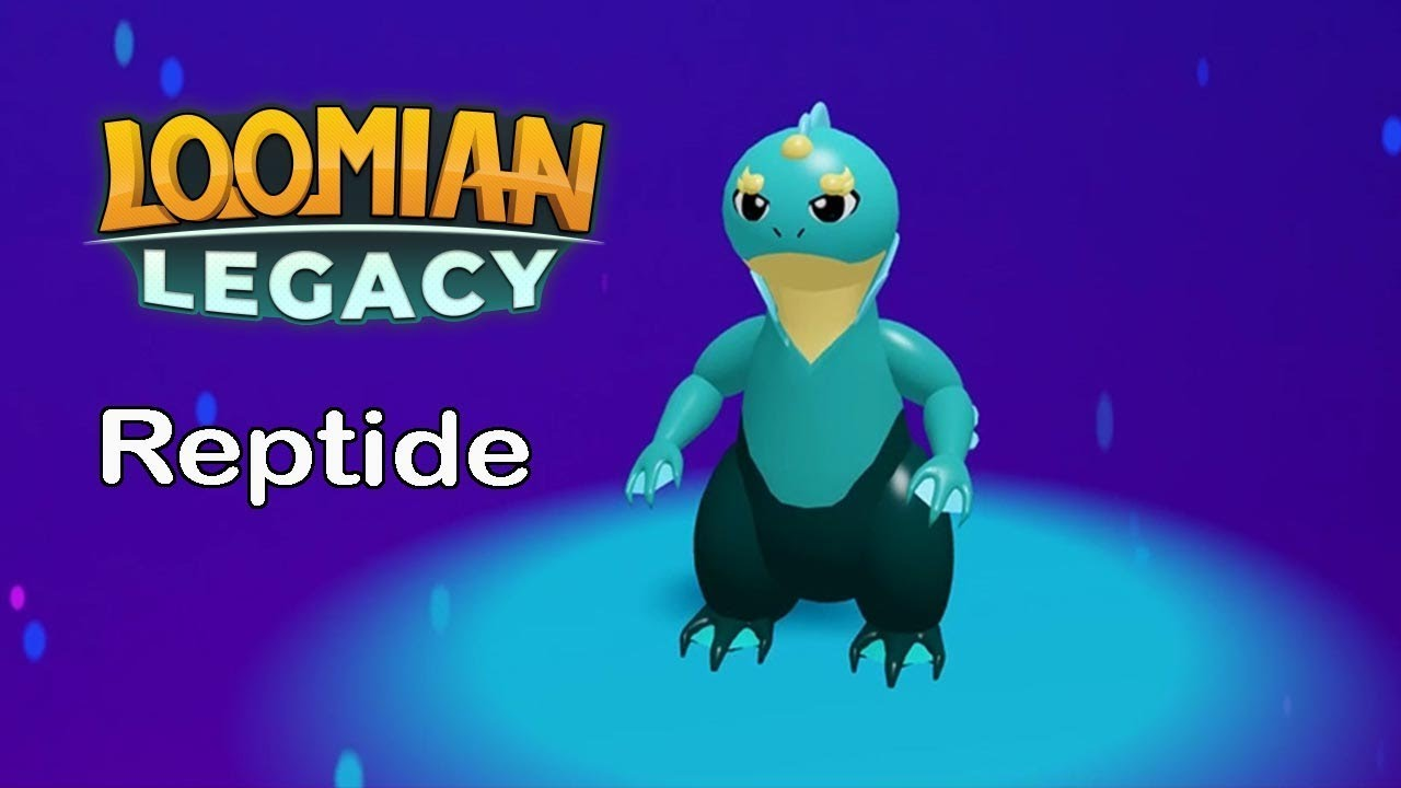 loomian legacy reptide guide