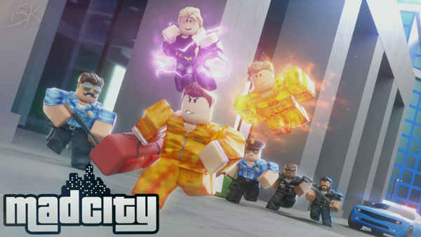 roblox mad city codes september 2020