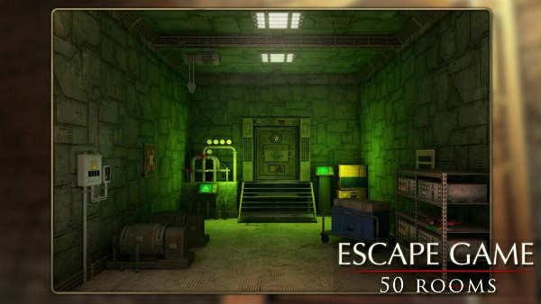 Escape Game 50 Rooms Level 1 to 50