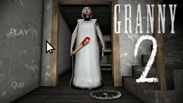 Granny 2 Guide chapter two