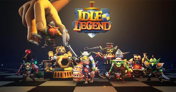 Idle Legend Codes gift code