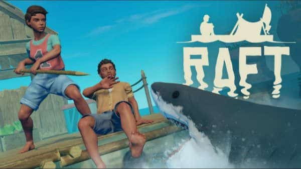 Raft Recipes cooking crafting