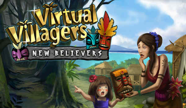 Virtual Villagers 5 Puzzles New Believers