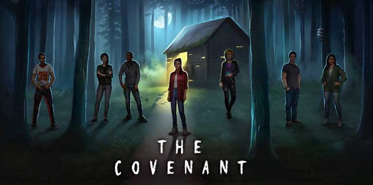 ae mysteries the covenant walkthrough solution