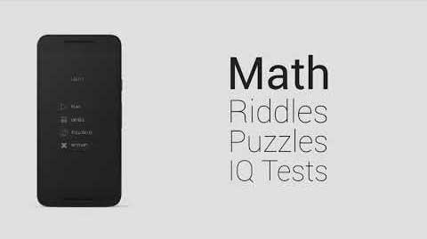 math riddles game answers all levels