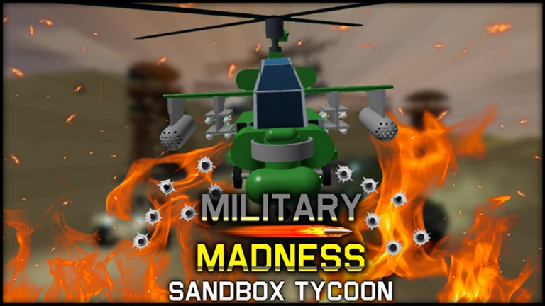 military madness codes