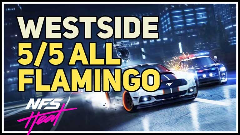 need for speed heat flamingo locations nfs