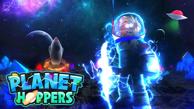 planet hoppers codes