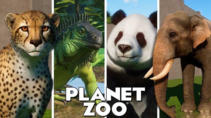 planet zoo animals guide full list