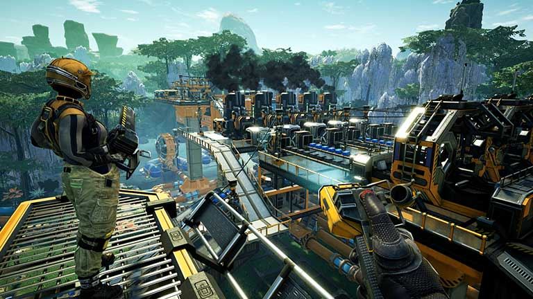 satisfactory cheats console commands
