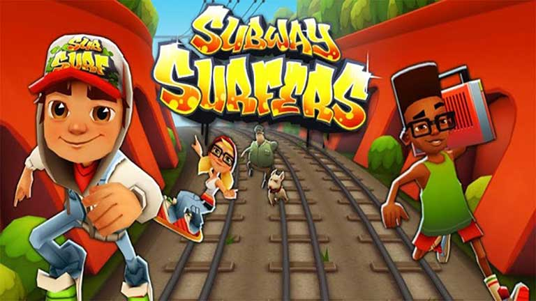 subway surfers characters complete list