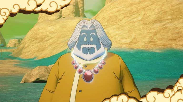 where to find the maristone in dragon ball z kakarot