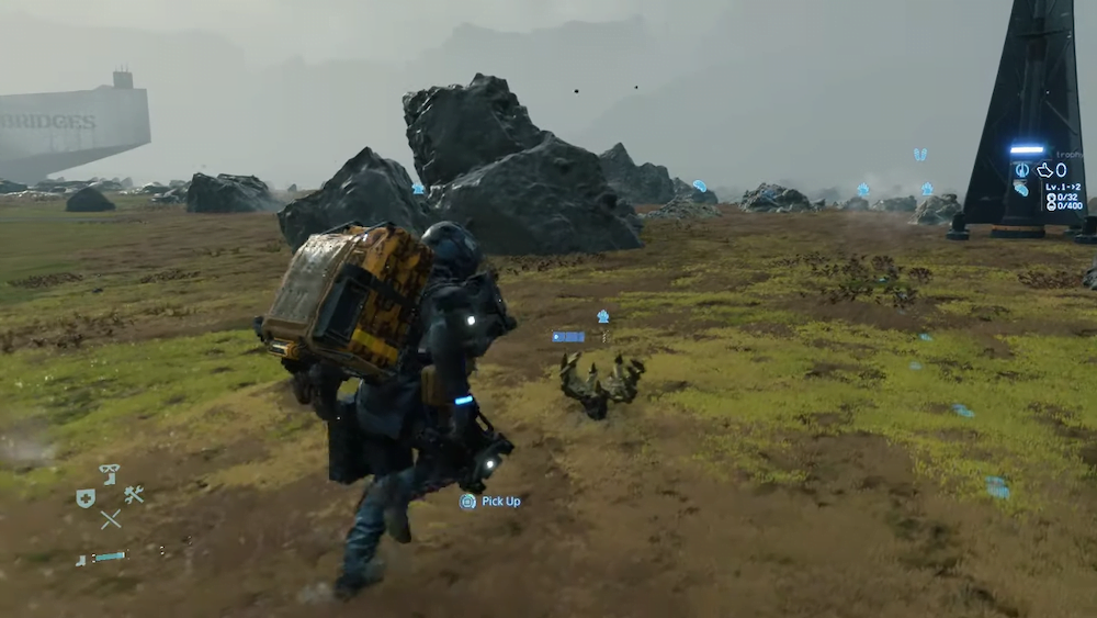 death stranding how to get chiral crystals